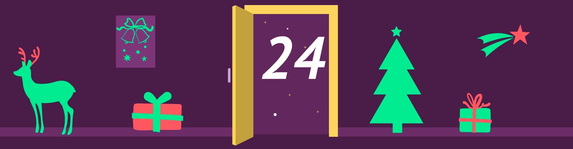 24 Türchen /  Fehlt noch was?